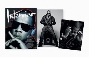 Interview Magazine - Jay-Z - Schott - Galeb Branding PR