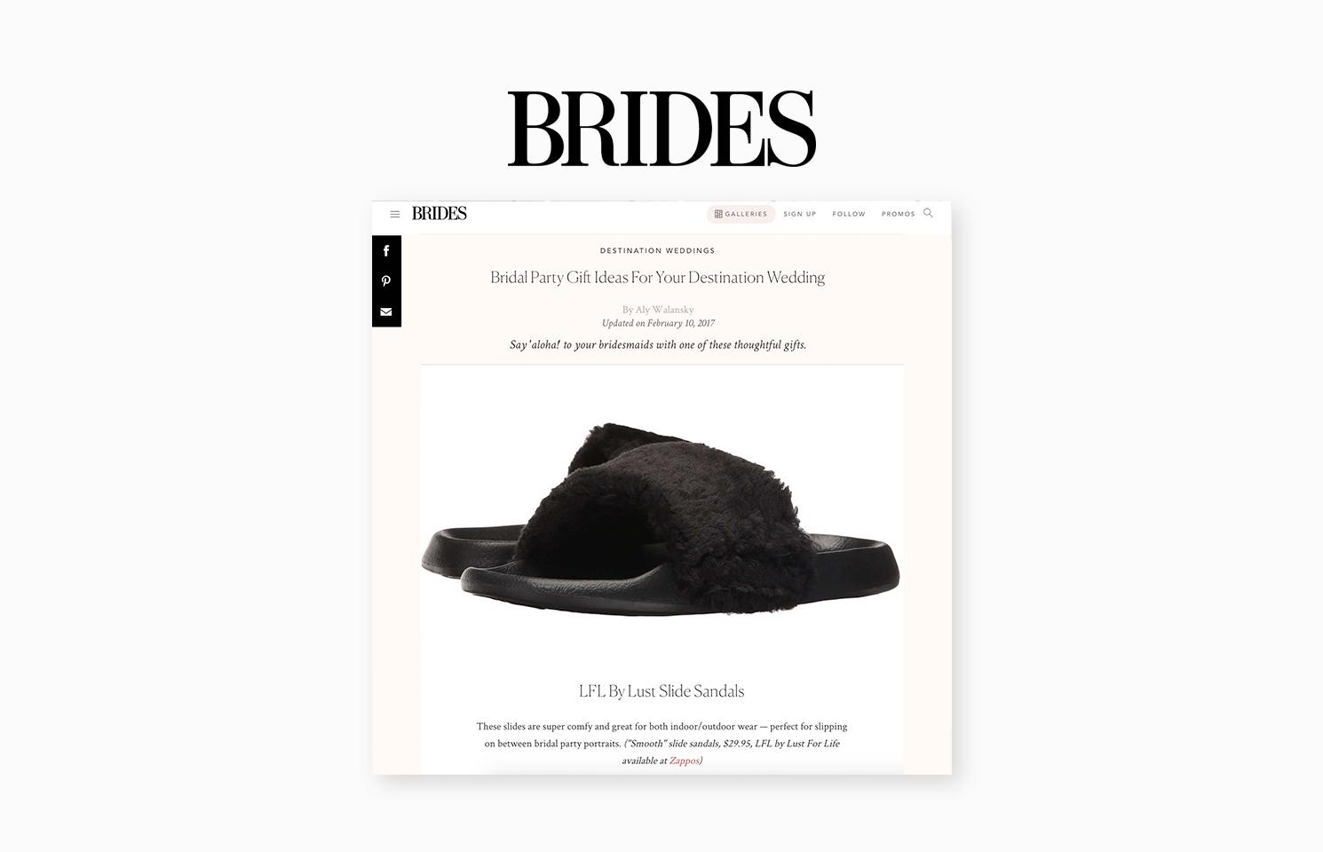Bride.com LFL
